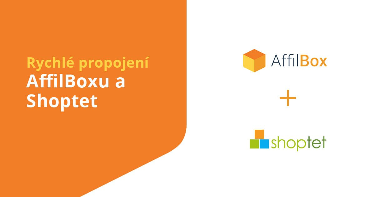 Implementing AffilBox on Shoptet using an add-on