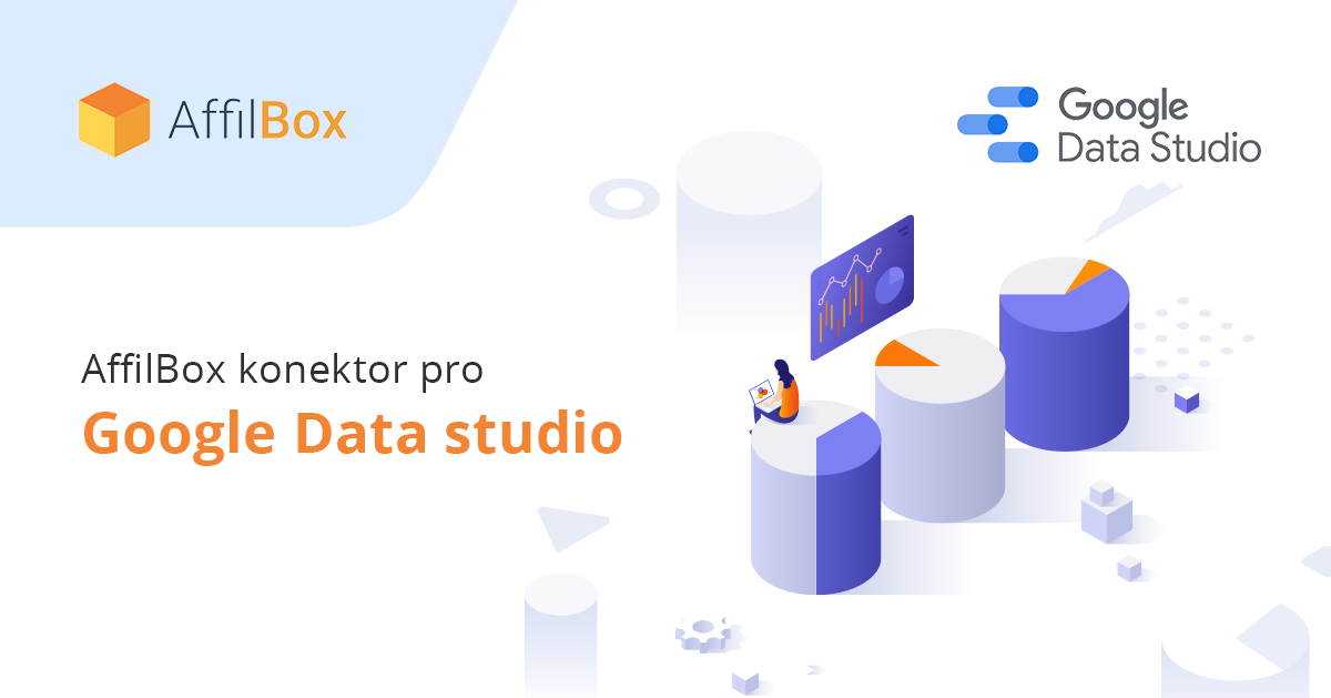 Google Data Studio – How to connect it to the AffilBox