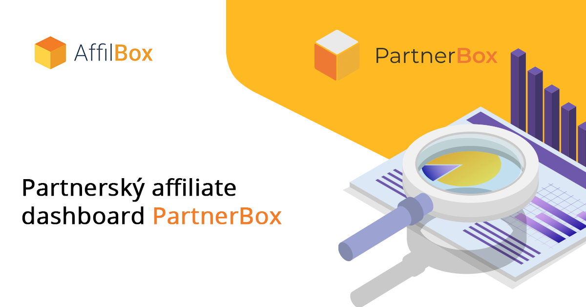 We have launched the PartnerBox affiliate dashboard!
